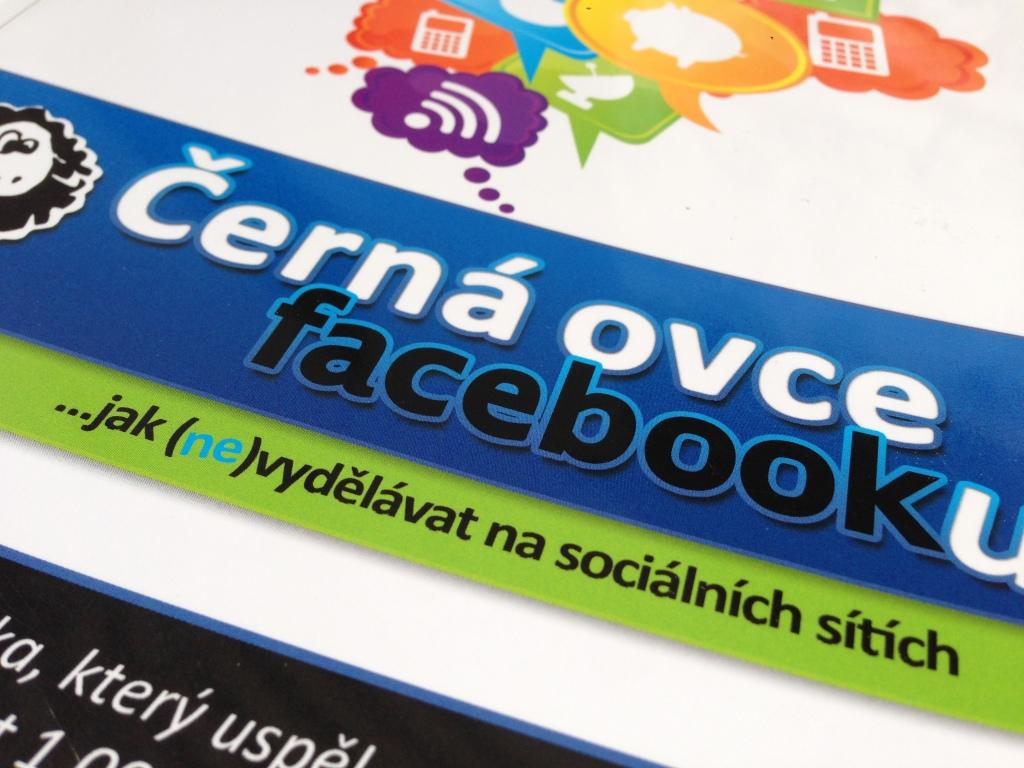 Tomáš Zahradník   Černá ovce Facebooku